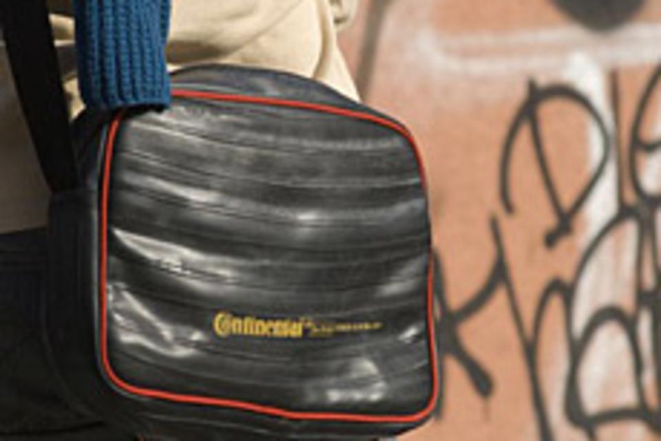 Continental Shoulder Bag