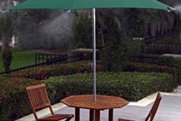 Cool Mist Umbrella