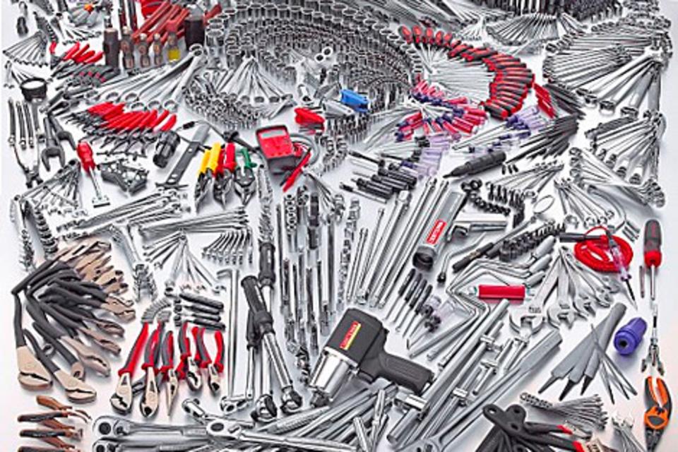 Craftsman 1470 pc  Professional Tool Set | Uncrate