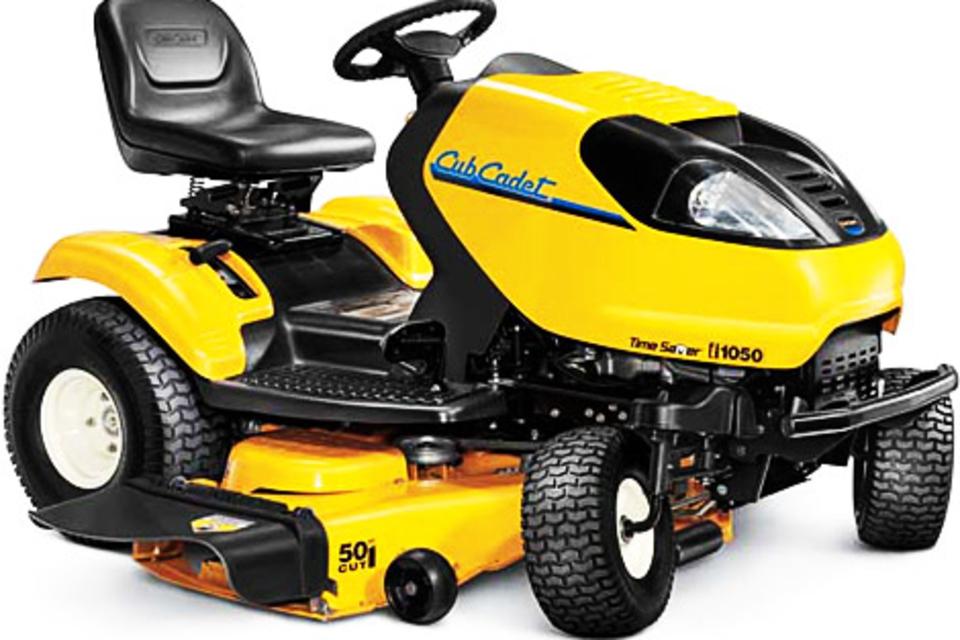 Cub Cadet iSeries Zero Turn Tractors