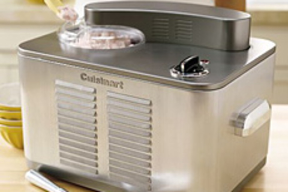 Cuisinart Supreme Ice Cream Maker