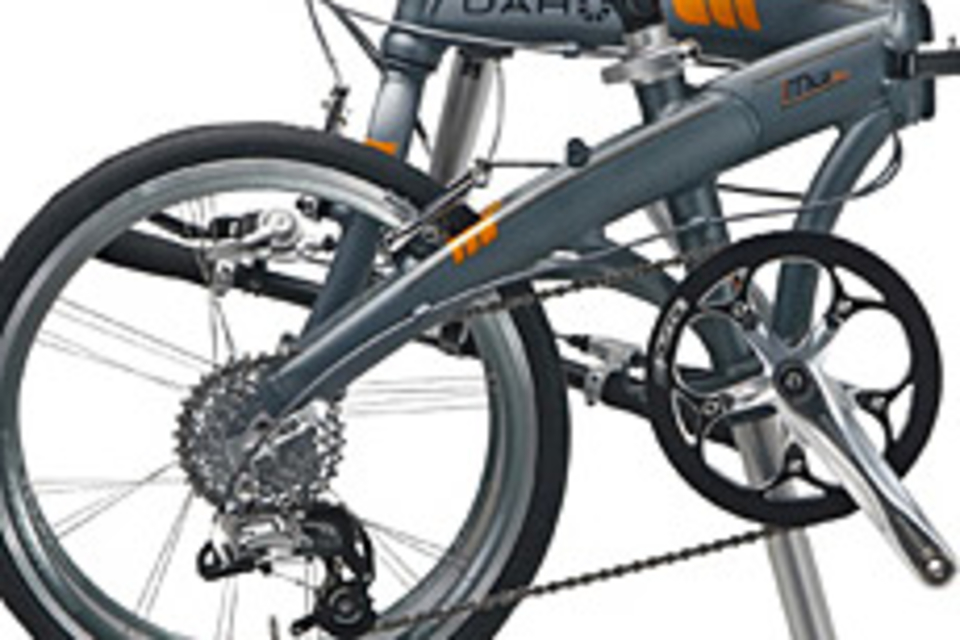 Dahon MU SL Folding Bike