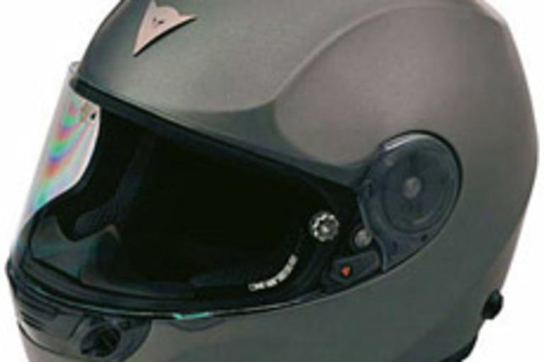 Dainese Airstream Bluetooth Motorcycle Helmet