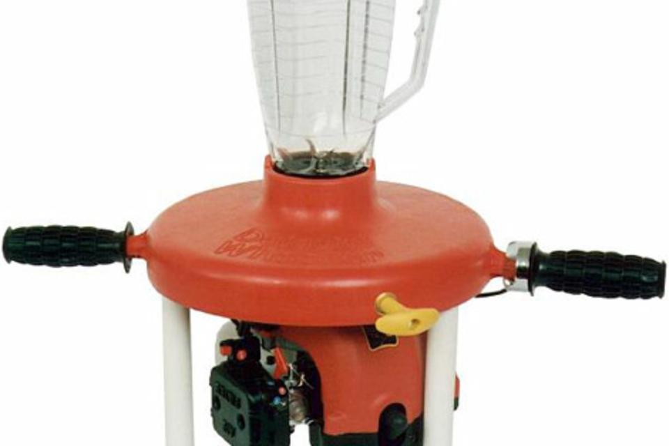Daiquiri Whacker Gas Powered Blender