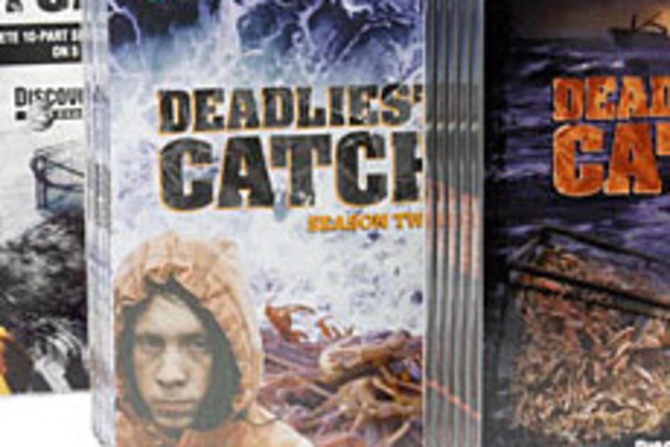 Deadliest Catch Ultimate Fan DVD Collection