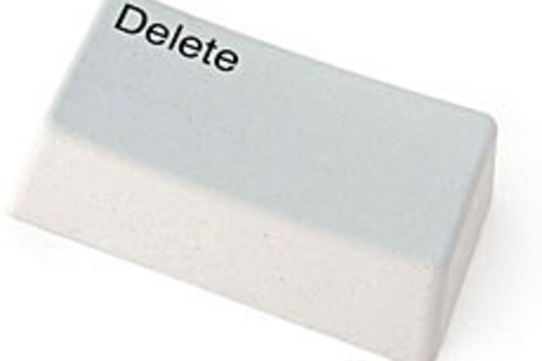 Delete Eraser