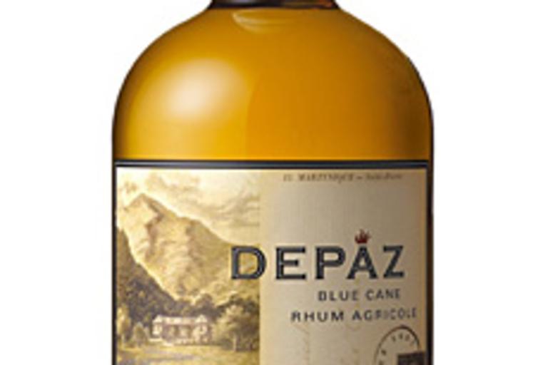 Depaz Blue Cane Rhum