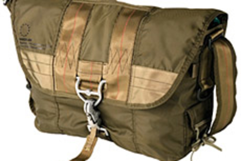 Deployment Messenger Bag