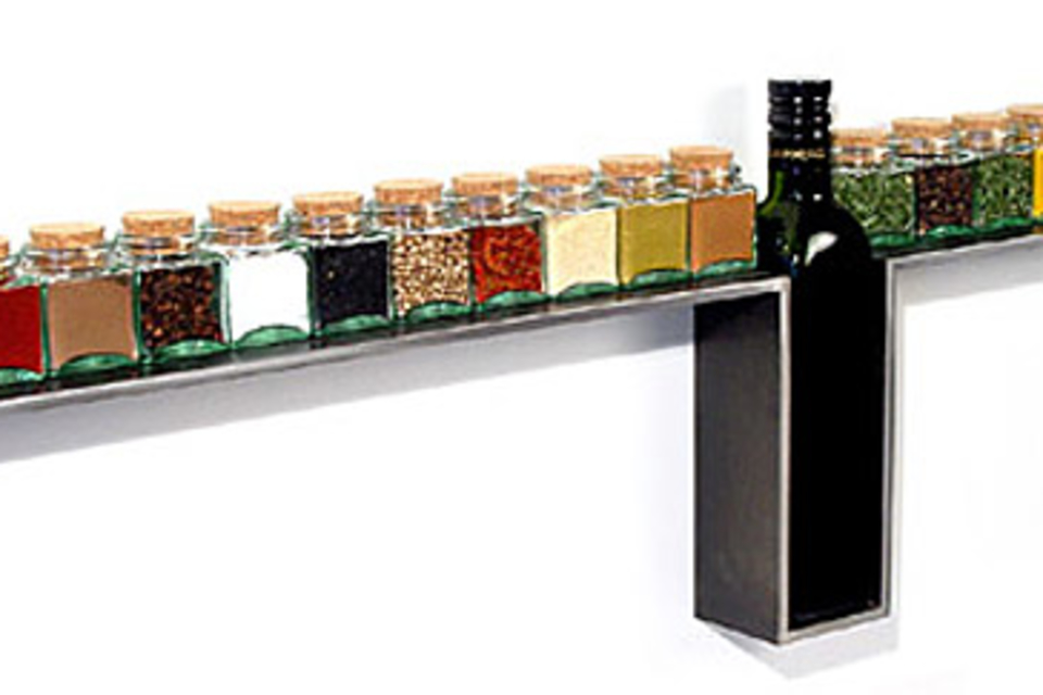 Desu Design Spice Rack
