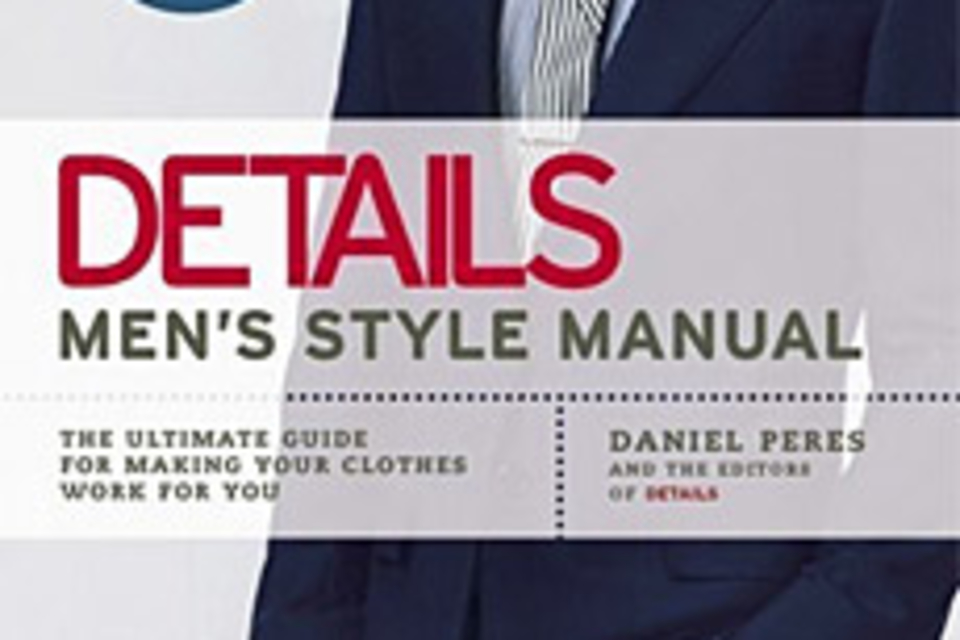 Gq style manual for the men in your life.