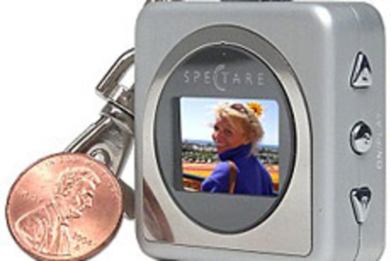 KeyPix Digital Picture Keychain