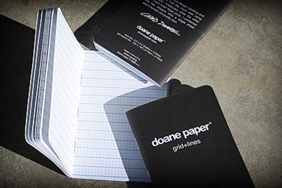 Doane Utility Notebook