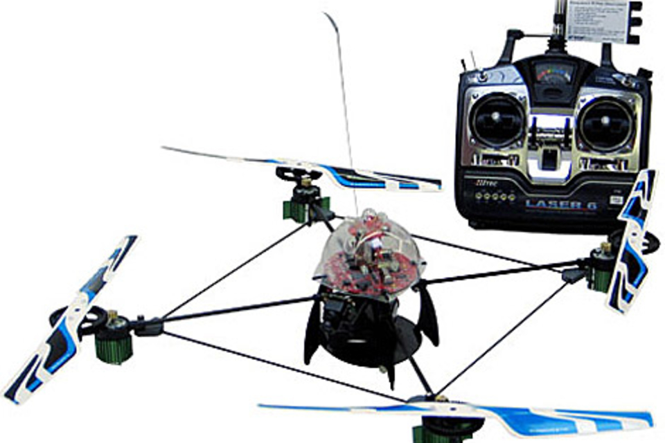 Draganflyer V Ti Pro Helicopter