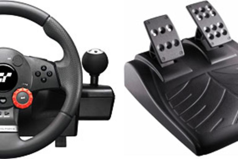 Logitech Driving Force GT Wheel