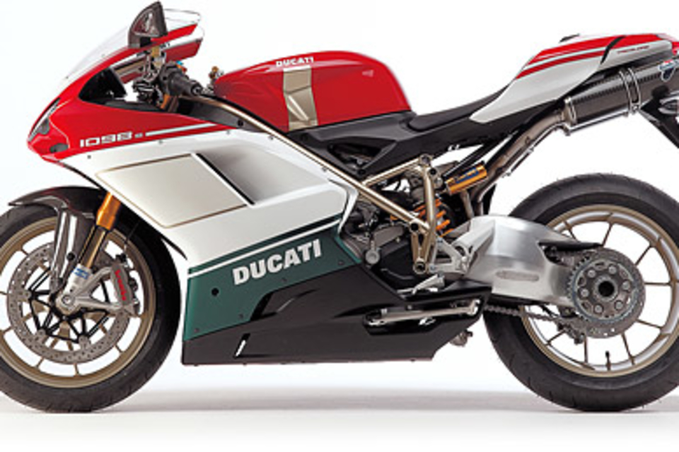 Ducati Superbike 1098 S Tricolore