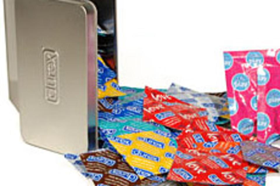 Durex Condom Variety Pack