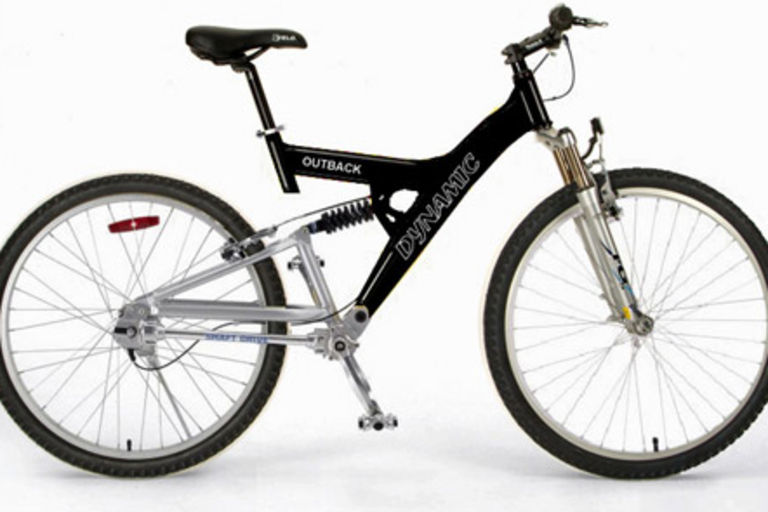 Outback Chainless Mountain Bike