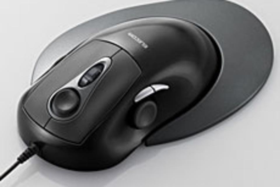 Elecom Laser Mouse for Designers