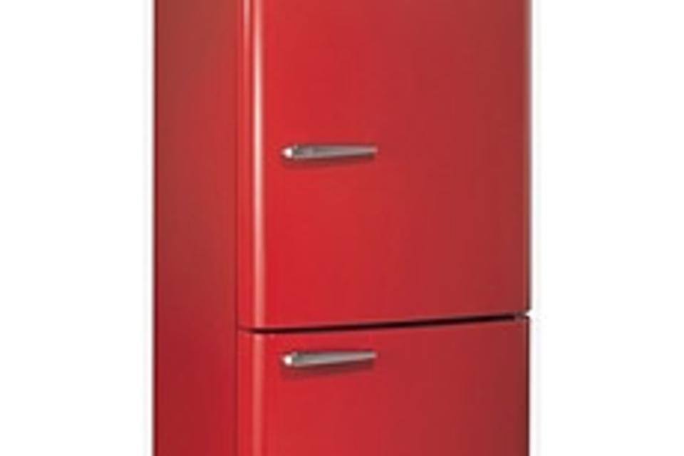 Elmira Northstar Retro Refrigerator