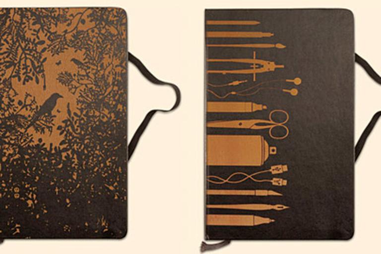 Custom Laser Engraved Moleskine Notebooks