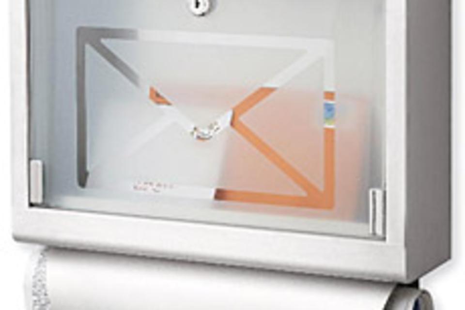 Envelope Mailbox