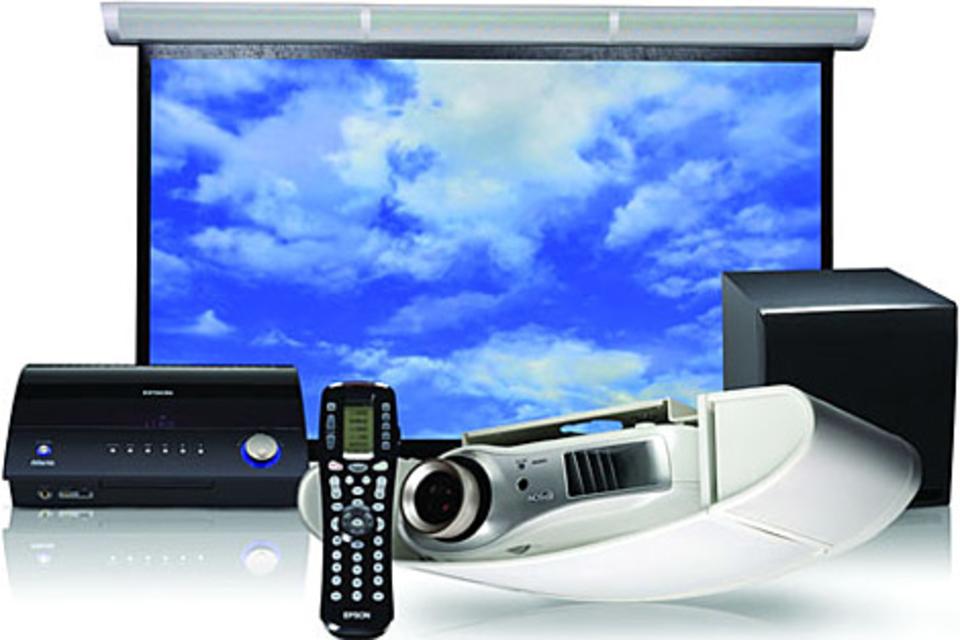 Epson Ensemble HD Home Cinema Systems