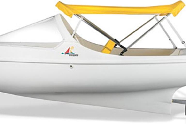 Escapade Pedal Boat