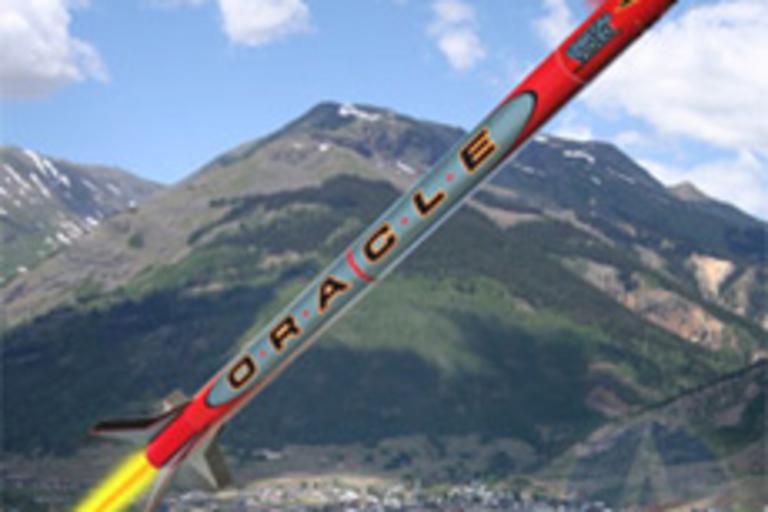 Estes Oracle Video Rocket