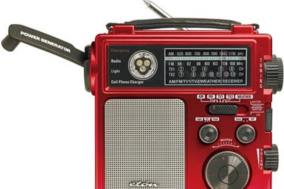Eton FR300 Emergency Crank Radio