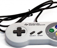 Super Famicom Classic Controller for Wii