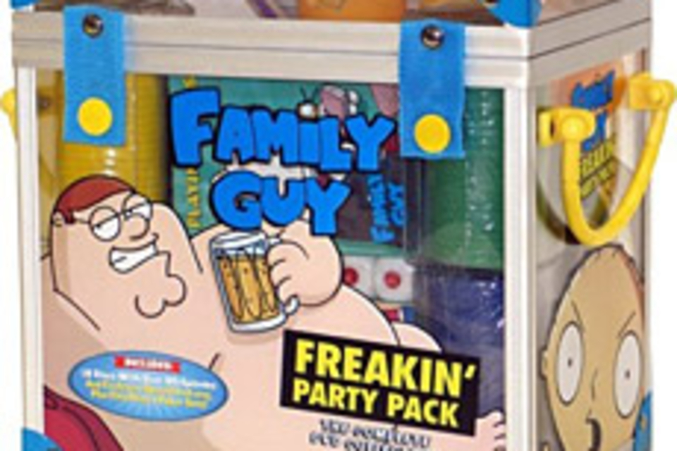 Family Guy - Freakin' Party Pack