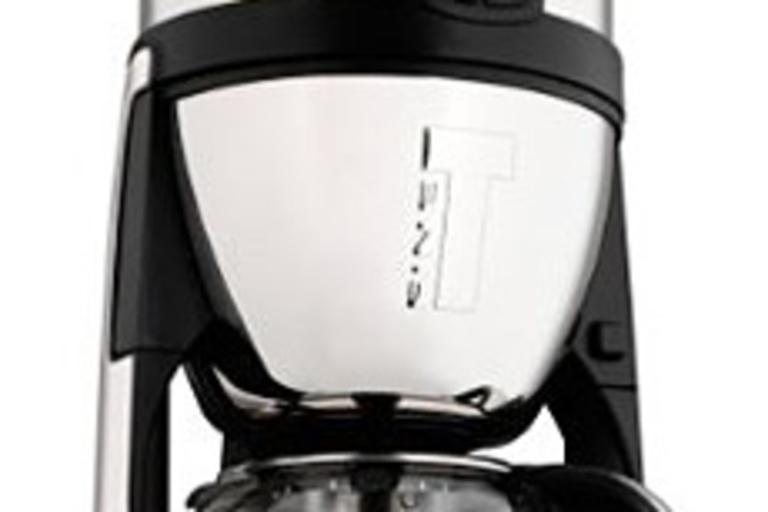Fine T 4-Cup Gourmet Tea Machine