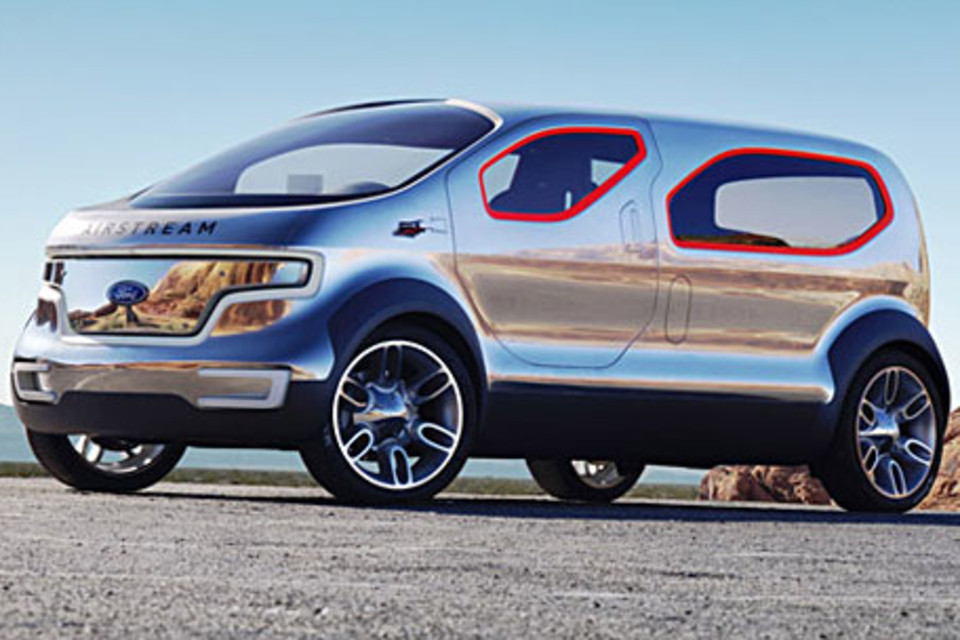 Ford 2007 Airstream Concept