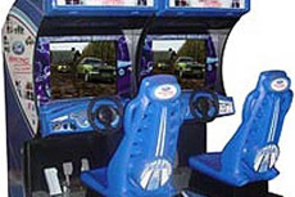 Ford Racing Arcade Game