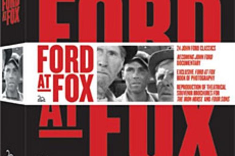 Ford At Fox