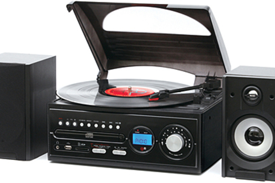 Gais Faltima Series 010 SD, LP, CD System