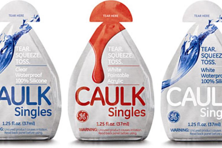 GE Caulk Singles