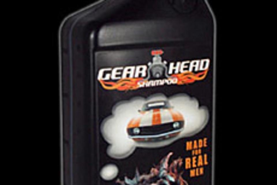 Gear Head Shampoo