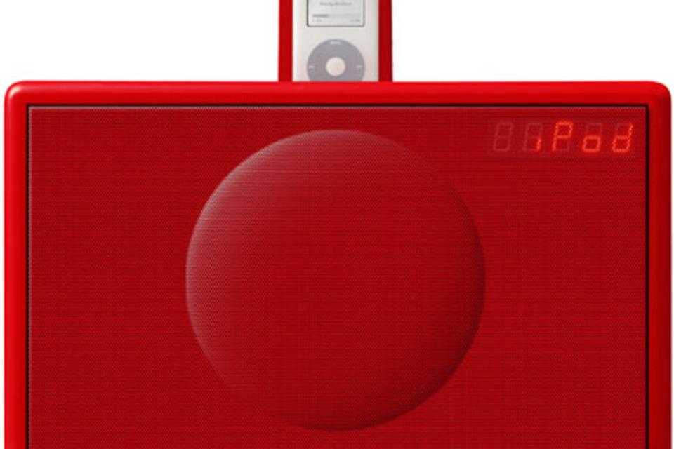 Geneva Model L iPod Speaker System