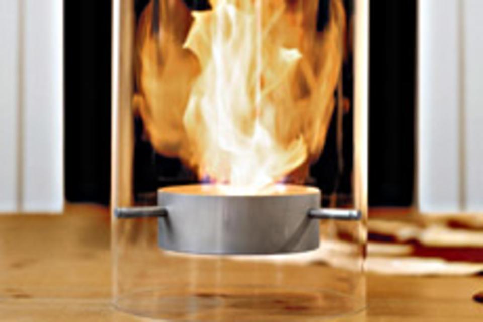 Geniol Fireplace Edition