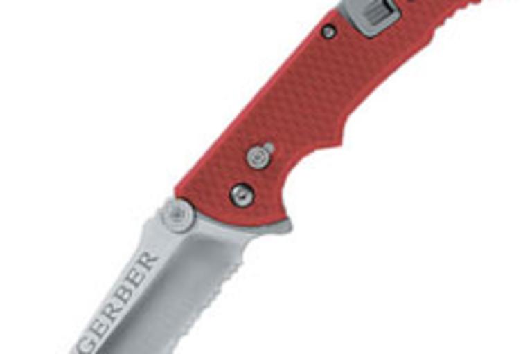 Gerber Hinderer Rescue Knife