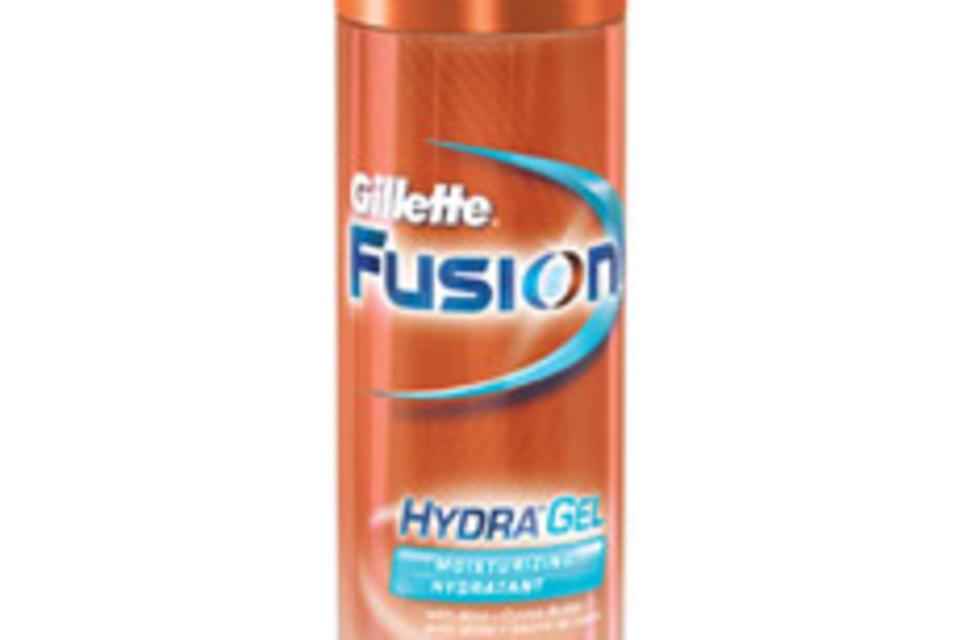 Gillette Fusion HydraGel