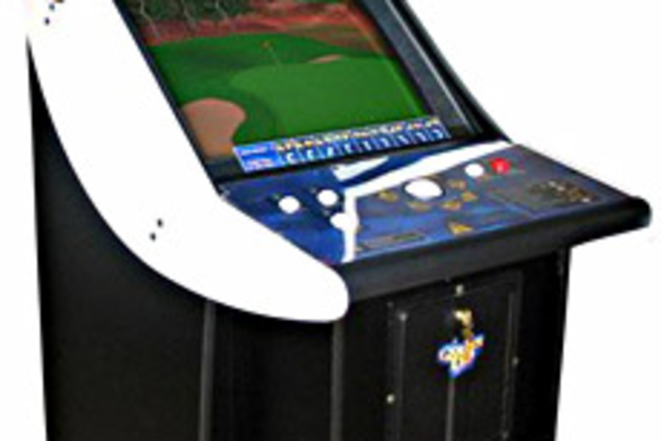 Golden Tee Fore! Complete