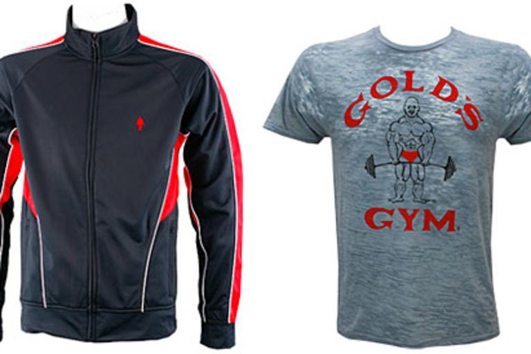 Gold's Gym Gear