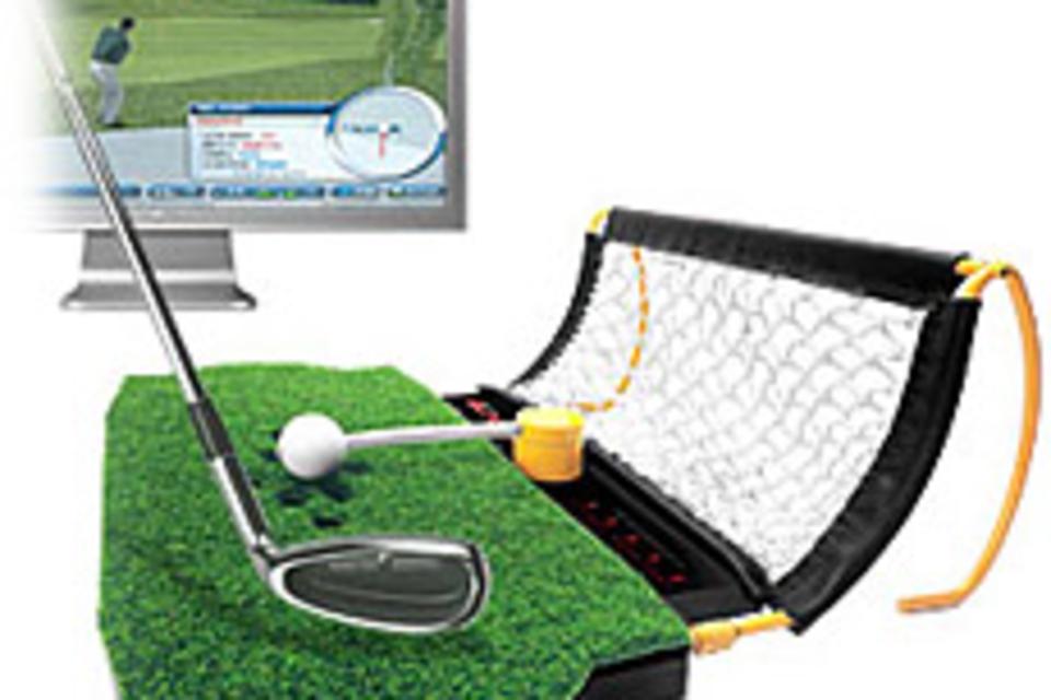 Golf Launchpad