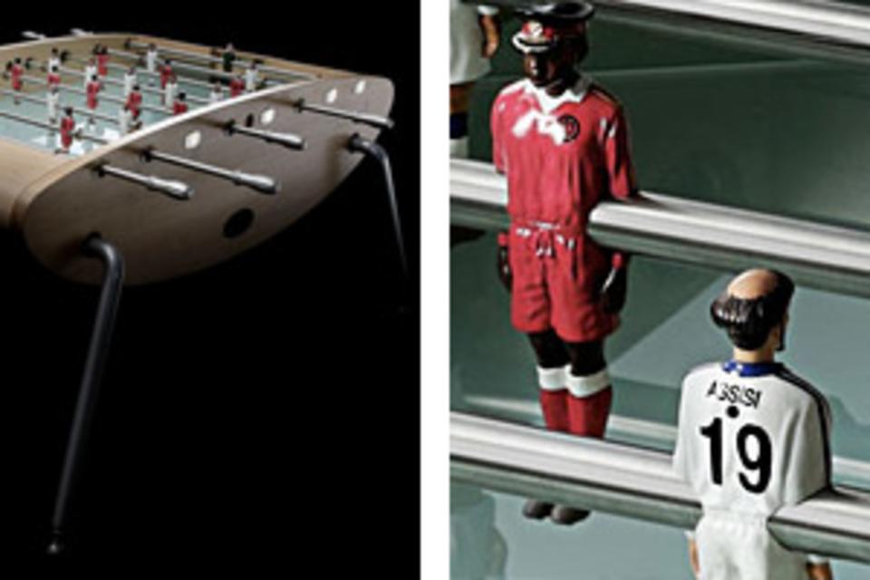 Good Versus Evil Opus Football Table