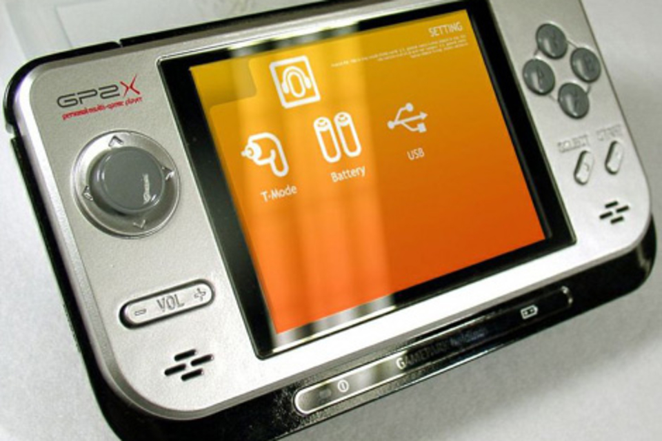 GP2X Personal Entertainment Player