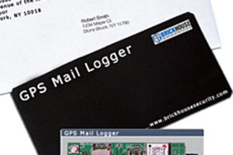 GPS Mail Logger