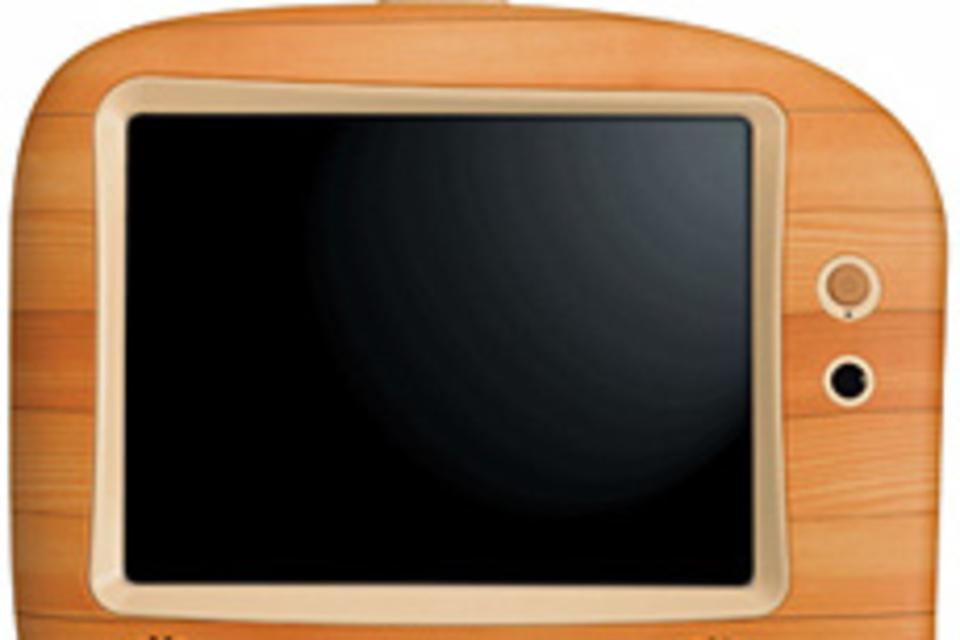 Hannswood 10 inch LCD TV