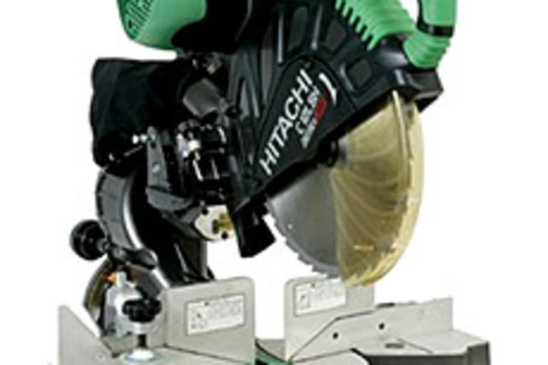 Hitachi C12LSH Compound Miter Saw